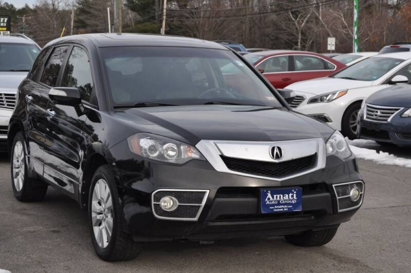 2010 Acura RDX for sale at Amati Auto Group in Hooksett NH