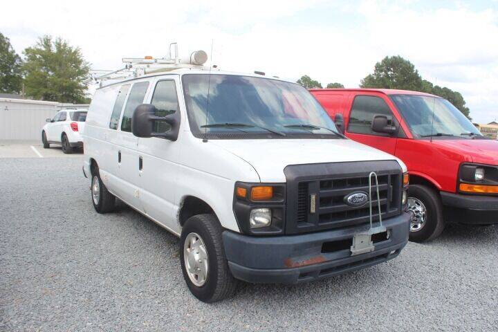 2012 Ford E-Series Cargo for sale at Auto Connection 210 LLC in Angier NC
