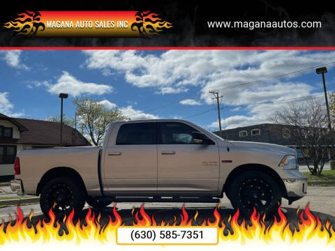 2015 RAM Ram Pickup 1500 for sale at Magana Auto Sales Inc in Aurora IL
