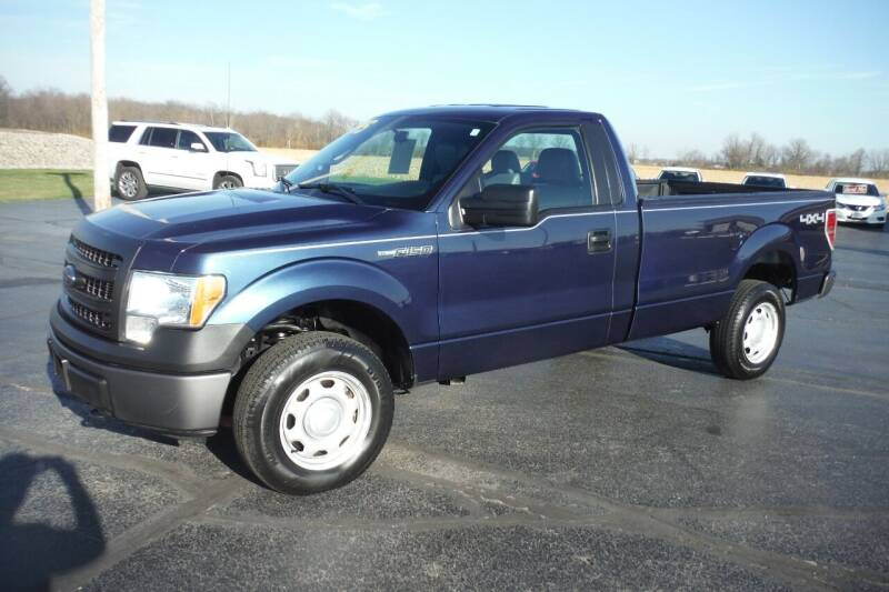 2014 Ford F-150 for sale at Bryan Auto Depot in Bryan OH