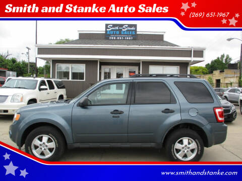 2012 Ford Escape for sale at Smith and Stanke Auto Sales in Sturgis MI