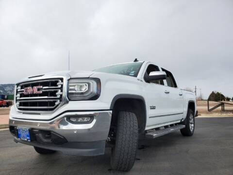 2016 GMC Sierra 1500 for sale at Lakeside Auto Brokers Inc. in Colorado Springs CO