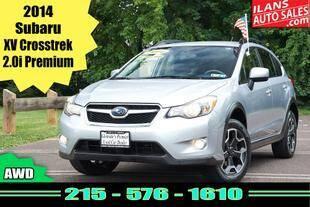 2014 Subaru XV Crosstrek for sale at Ilan's Auto Sales in Glenside PA
