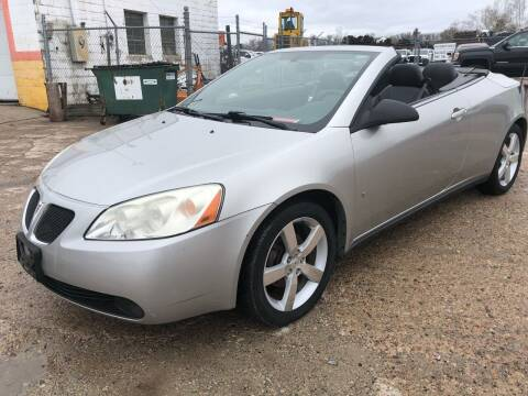 2007 Pontiac G6 for sale at SUNSET CURVE AUTO PARTS INC in Weyauwega WI