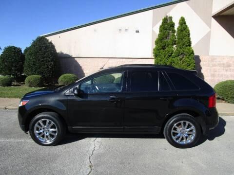 2013 Ford Edge for sale at JON DELLINGER AUTOMOTIVE in Springdale AR