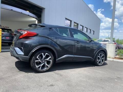 2019 Toyota C-HR for sale at Bald Hill Kia in Warwick RI
