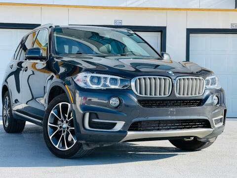 2017 BMW X5 for sale at Avanesyan Motors in Orem UT
