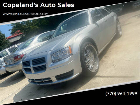 2008 Dodge Magnum for sale at Copeland's Auto Sales in Union City GA