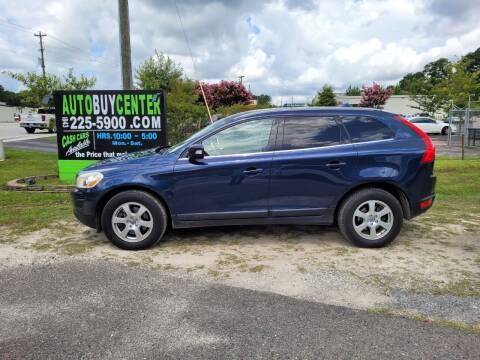 2012 Volvo XC60 for sale at AutoBuyCenter.com in Summerville SC