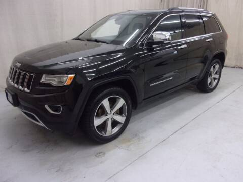 2015 Jeep Grand Cherokee for sale at Paquet Auto Sales in Madison OH
