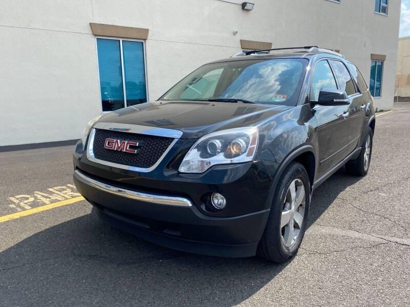 2012 GMC Acadia for sale at CAR SPOT INC in Philadelphia PA