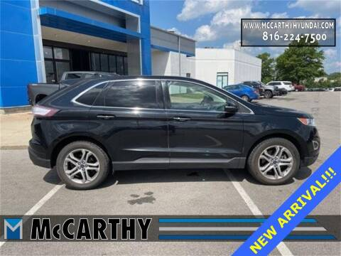 2018 Ford Edge for sale at Mr. KC Cars - McCarthy Hyundai in Blue Springs MO