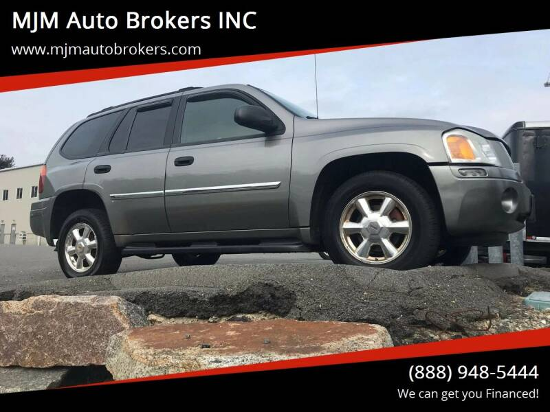 2007 GMC Envoy for sale at MJM Auto Brokers INC in Gloucester MA