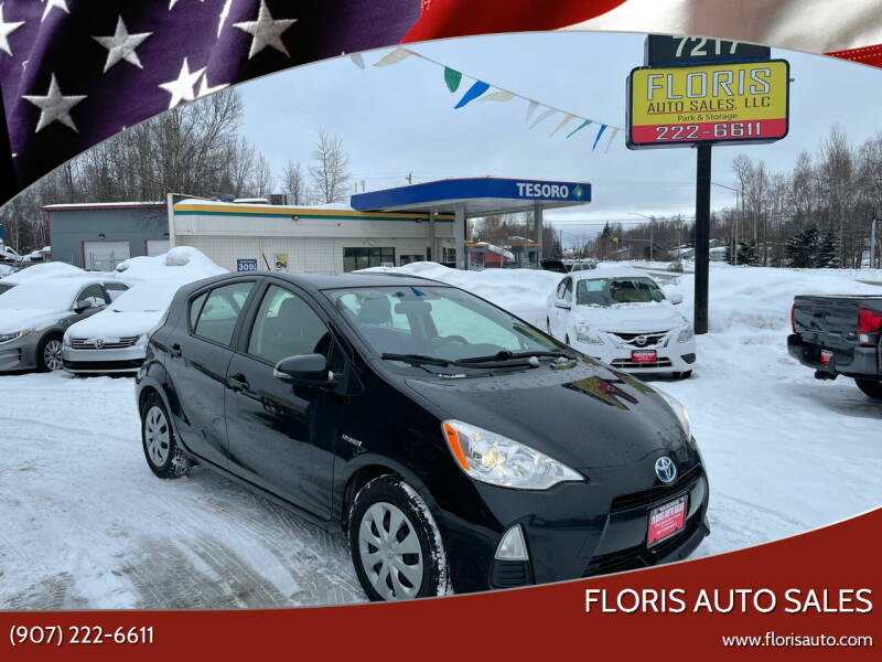 2014 Toyota Prius c for sale at FLORIS AUTO SALES in Anchorage AK