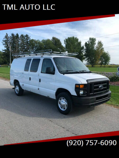2010 Ford E-Series Cargo for sale at TML AUTO LLC in Appleton WI