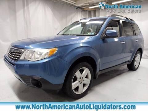 2010 Subaru Forester for sale at North American Auto Liquidators in Essington PA