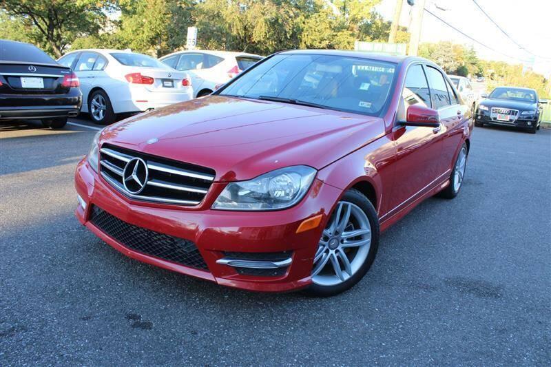 2014 Mercedes-Benz C-Class for sale at Virginia Auto Trader, Co. in Arlington VA