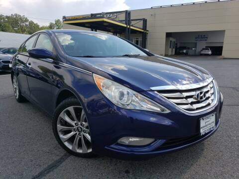 2012 Hyundai Sonata for sale at Perfect Auto in Manassas VA