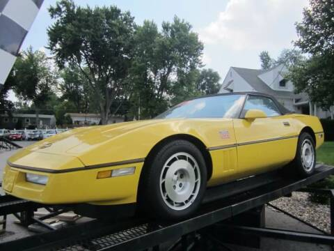 1986 Chevrolet Corvette for sale at Indy Motorsports in St. Charles MO