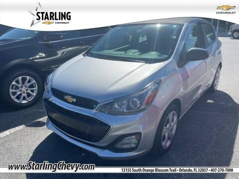 2019 Chevrolet Spark for sale at Pedro @ Starling Chevrolet in Orlando FL