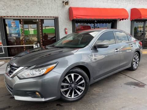 2017 Nissan Altima for sale at MATRIX AUTO SALES INC in Miami FL