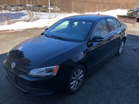 2013 Volkswagen Jetta for sale at New Look Auto Sales Inc in Indian Orchard MA