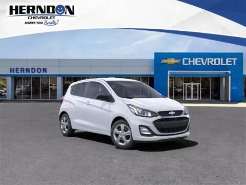2021 Chevrolet Spark for sale at Herndon Chevrolet in Lexington SC