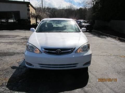 2004 Toyota Camry for sale at Mid - Way Auto Sales INC in Montgomery NY