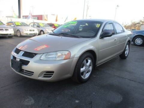 2006 Dodge Stratus for sale at CAR SOURCE OKC in Oklahoma City OK
