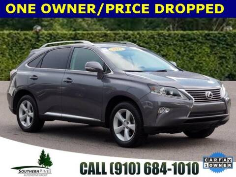 2015 Lexus RX 350 for sale at PHIL SMITH AUTOMOTIVE GROUP - Manager's Specials in Lighthouse Point FL