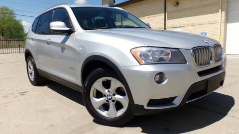 2011 BMW X3 for sale at Prudential Auto Leasing in Hudson OH