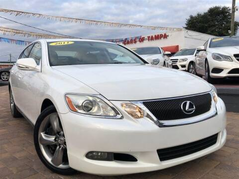 2011 Lexus GS 350 for sale at Cars of Tampa in Tampa FL