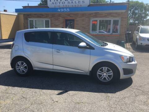 2014 Chevrolet Sonic for sale at Payless Auto Sales LLC in Cleveland OH