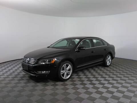 2013 Volkswagen Passat for sale at Imotobank in Walpole MA