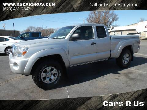 2007 Toyota Tacoma for sale at Cars R Us in Chanute KS