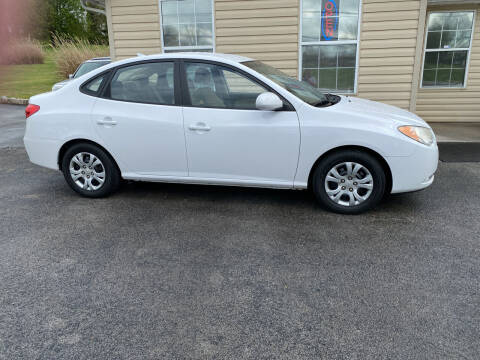 2010 Hyundai Elantra for sale at K & P Used Cars, Inc. in Philadelphia TN