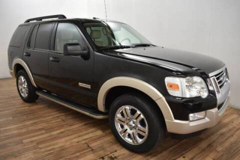 2008 Ford Explorer for sale at Paris Motors Inc in Grand Rapids MI