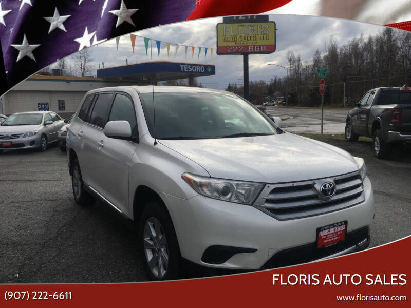 2011 Toyota Highlander for sale at FLORIS AUTO SALES in Anchorage AK