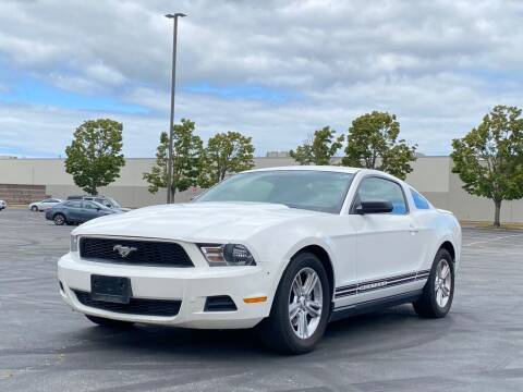 2011 Ford Mustang for sale at H&W Auto Sales in Lakewood WA