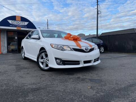 2014 Toyota Camry for sale at OTOCITY in Totowa NJ