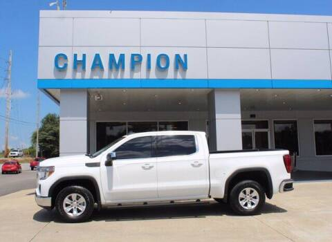 2020 GMC Sierra 1500 for sale at Champion Chevrolet in Athens AL