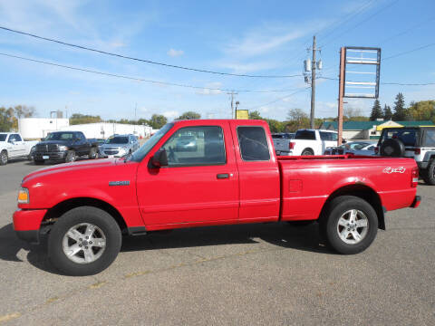 2006 Ford Ranger for sale at Salmon Automotive Inc. in Tracy MN