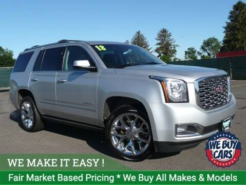 2018 GMC Yukon for sale at Shamrock Motors in East Windsor CT