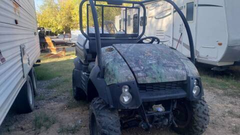2017 Kawasaki mule 610 xc for sale at C.J. AUTO SALES llc. in San Antonio TX