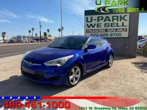 2012 Hyundai Veloster for sale at UPARK WE SELL AZ in Mesa AZ
