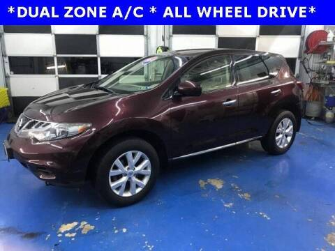 2014 Nissan Murano for sale at Ron's Automotive in Manchester MD