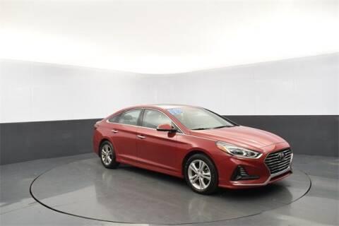 2018 Hyundai Sonata for sale at Tim Short Auto Mall in Corbin KY