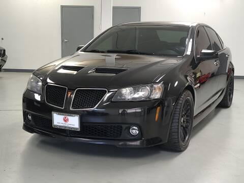 2008 Pontiac G8 for sale at Mag Motor Company in Walnut Creek CA