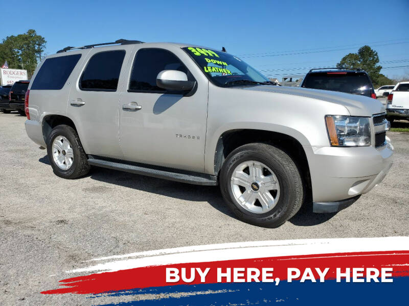 2009 Chevrolet Tahoe for sale at Rodgers Enterprises in North Charleston SC
