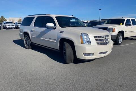 2013 Cadillac Escalade ESV for sale at Boktor Motors in Las Vegas NV